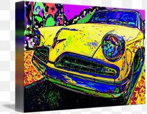 Car - Vintage Car Automotive Design Compact Car Motor Vehicle PNG