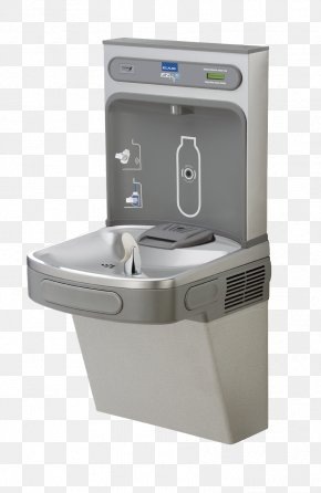 Water Station - Drinking Fountains Water Cooler Elkay Manufacturing Bottle Drinking Water PNG