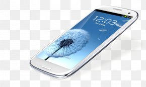 Smartphone - Samsung Galaxy S III Smartphone Telephone Android PNG