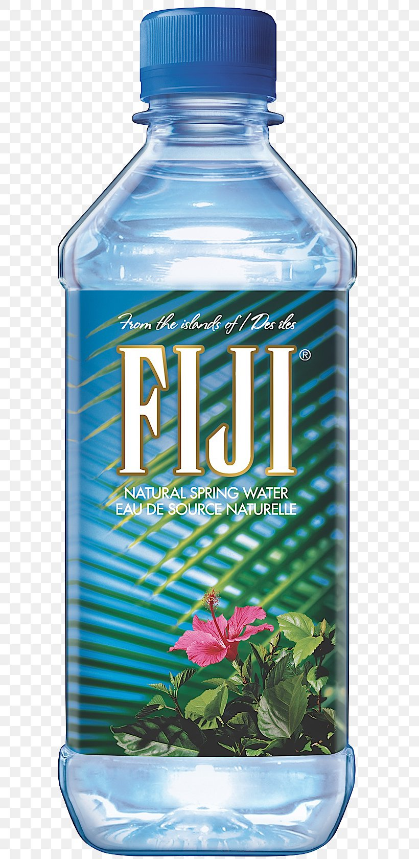 Fiji Water Bottled Water Distilled Water Png 608x1680px