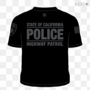 T-shirt - Long-sleeved T-shirt Police Dog Polo Shirt Police Officer PNG