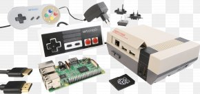 Raspberry Pi - Super Nintendo Entertainment System Raspberry Pi 3 Video Game Consoles PNG