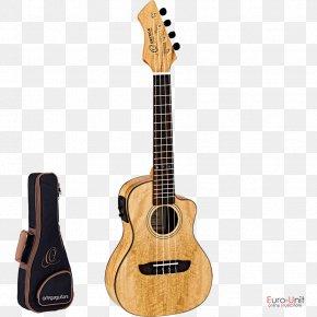 Acoustic Guitar - Acoustic Guitar Ukulele Tiple Bass Guitar Cuatro PNG