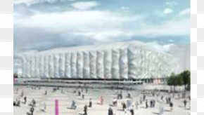 Basketball Stadium - Basketball Arena The London 2012 Summer Olympics Sports Venue Architecture Facade PNG