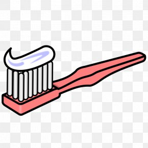 Toothbrush - Clip Art Comb Tooth Brushing Toothbrush PNG
