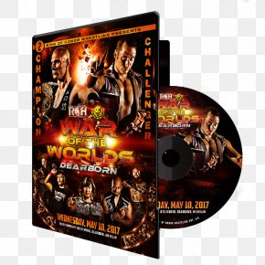 Rohnjpw War Of The Worlds - ROH/NJPW War Of The Worlds ROH Death Before Dishonor Global Wars Ring Of Honor ROH Best In The World PNG