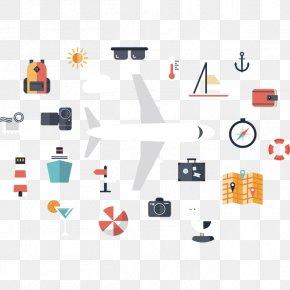 Creative Travel - Travel Tourism Clip Art PNG