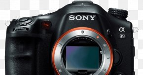 Camara Fotografica - Sony Alpha 99 Sony α99 II Sony Alpha 58 Sony Alpha 77 Sony SLT Camera PNG