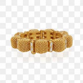 Jewellery - Bracelet Bangle Gajra Jewellery Gold PNG