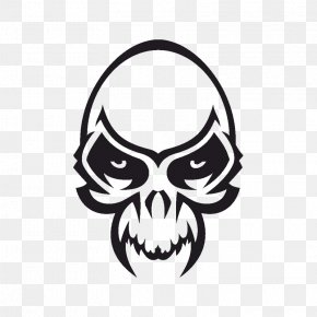 Skull - Drawing Human Skull Symbolism Tattoo Clip Art PNG