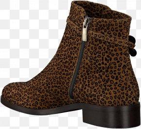 Cognac - Footwear Boot Shoe Suede Brown PNG