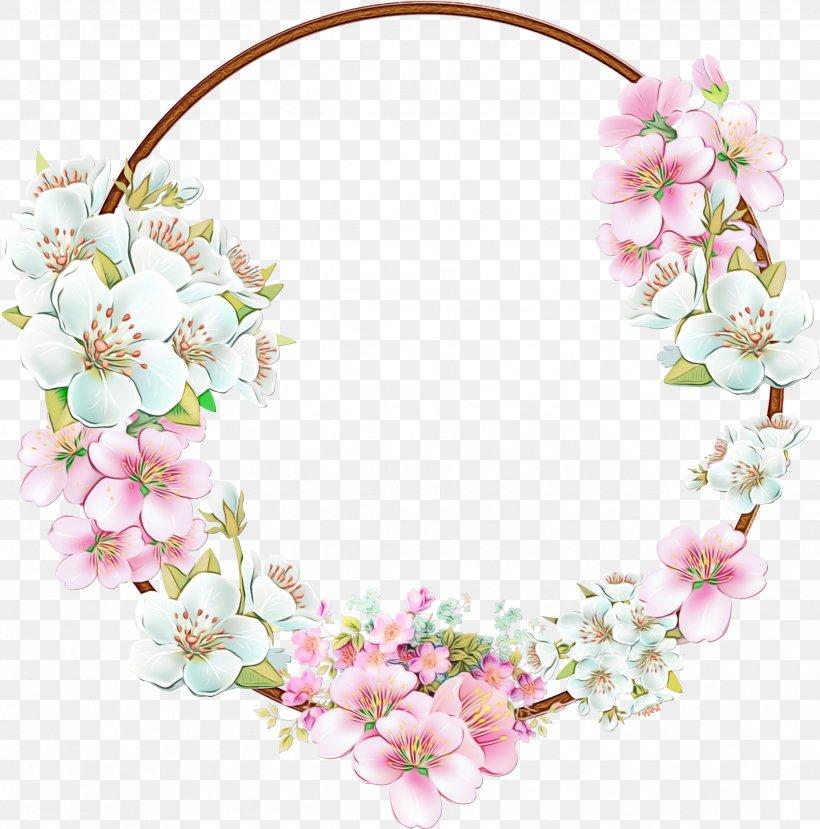 Spring Background Frame Png 1844x1865px Flower Blossom