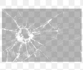Broken Glass Material - Chroma Key Video YouTube Wallpaper PNG