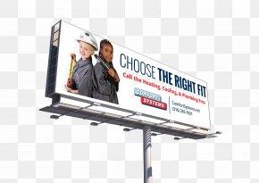 Billboard - Billboard Advertising Campaign Marketing Brand PNG