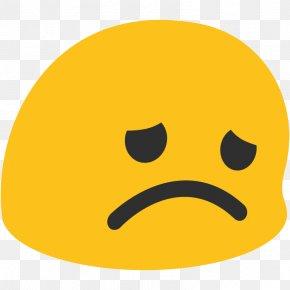 Sad - Emoji Cartoons Coloring Page Face Smiley Emoticon PNG