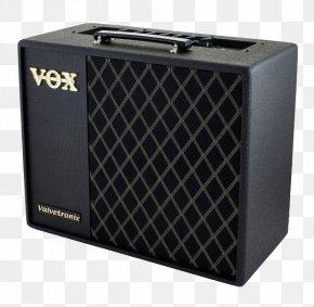 Guitar - Guitar Amplifier VOX Amplification Ltd. Vox VT40X PNG