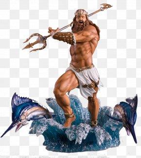 God - Medusa Hades Poseidon Zeus Greek Mythology PNG