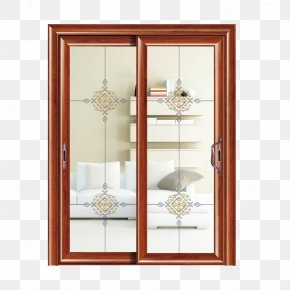Indoor Sliding Doors - Window Sliding Door Aluminium Glass PNG