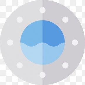 Symbol Blue Realtime Computing PNG
