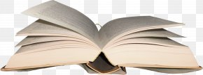 Open Books - Paper Book PNG