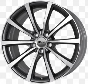 Car - Rim Car Alloy Wheel Tire ET PNG