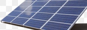 Photovoltaic Panel - Solar Panels Solar Power Solar Energy Photovoltaics Photovoltaic System PNG
