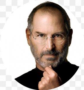 Steve Jobs - Steve Jobs Apple Chief Executive Pixar Co-Founder PNG