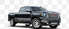 Pickup Truck - Chevrolet Silverado 2018 GMC Sierra 1500 Pickup Truck Sport Utility Vehicle PNG