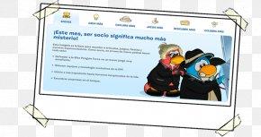 Club Penguin Elite Penguin Force - Club Penguin Entertainment Inc Human Behavior Technology PNG