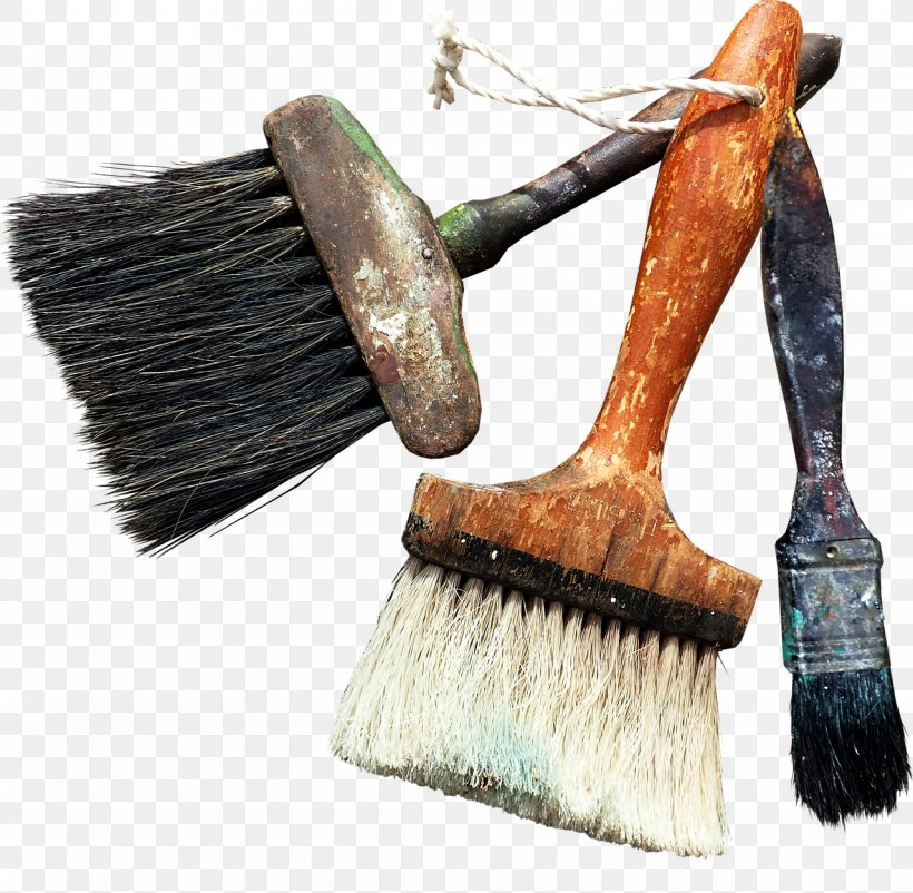 Paint Brush Cartoon Png 1280x1253px