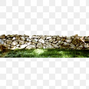 Free Stones Piled Up Walls To Pull Material - Stone Wall Rock PNG