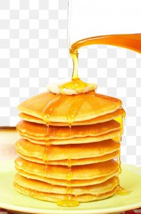 Honey Pancake Fruit Material - Pancake Crxeape Fritter Breakfast Wallpaper PNG