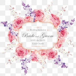 Pattern Wedding Greeting Cards - Wedding Invitation PNG