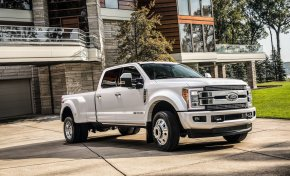 Pickup Truck - 2018 Ford F-450 Limited Pickup Truck Ford Super Duty Ford F-Series PNG