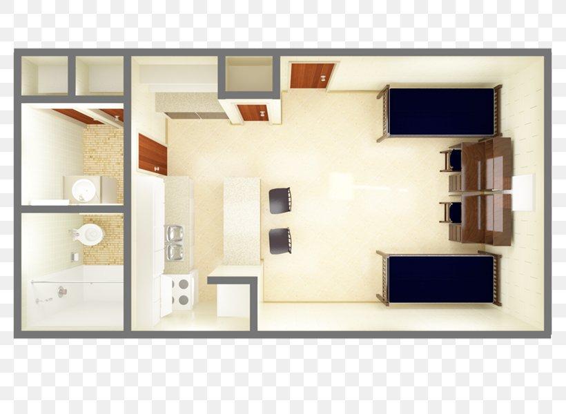 Floor Plan Studio Apartment House Plan