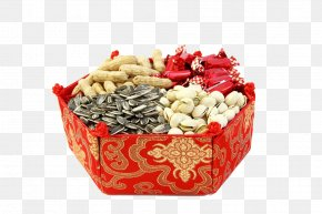 Chinese New Year Snacks Pictures - Snack Merienda Chinese New Year Candy PNG