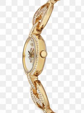 Metal Bezel - Jewellery Watch Strap Watch Strap Metal PNG