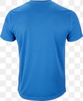 Blue T-shirt - T-shirt Raglan Sleeve Top PNG