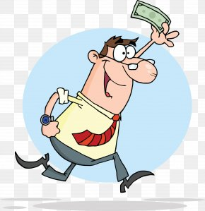Money Bag - Money Businessperson Bank Clip Art PNG