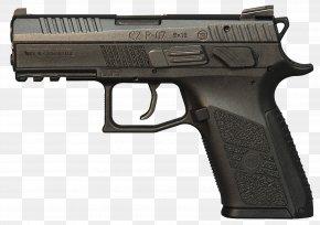 Weapon - CZ 75 P-07 Duty CZ P-10 C Česká Zbrojovka Uherský Brod 9×19mm Parabellum PNG