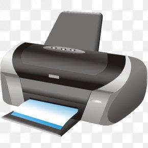 Printer Image - Virtual Printer Portable Document Format PNG