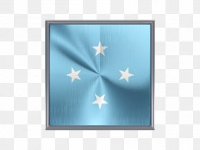 Metal Square - Flag Of The Federated States Of Micronesia Flag Of Australia National Flag PNG