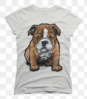 French Bulldog - French Bulldog T-shirt Pug Puppy PNG