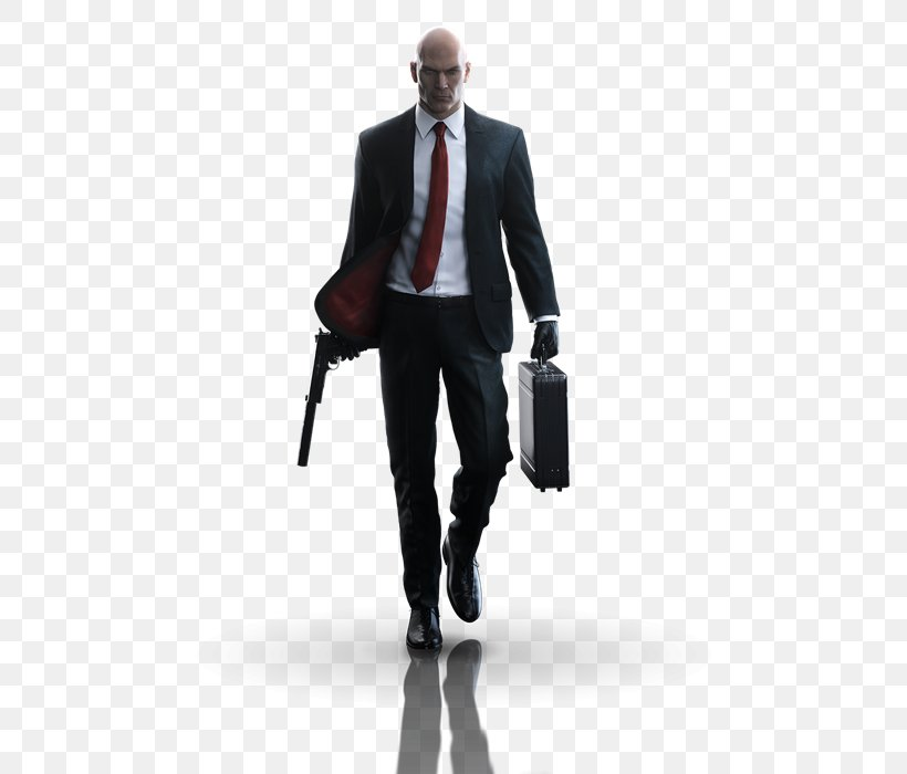 Hitman 2 Silent Assassin Agent 47 Playstation 4 Video Game Png