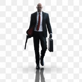 Hitman - Hitman 2: Silent Assassin Agent 47 PlayStation 4 Video Game PNG