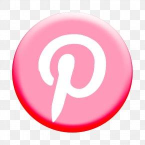 Magenta Symbol - Media Icon Pinterest Icon Rs Icon PNG