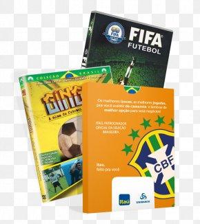 Itau - Brazil National Football Team Advertising Brand Brazilian Football Confederation PNG