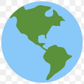 Happy Earth Day Environment - World Emoji Day Earth Globe Emojipedia PNG