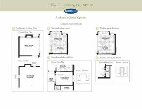 Plan - Milton Floor Plan Mattamy Homes House PNG