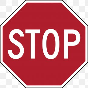 Sign Stop - United States Stop Sign Manual On Uniform Traffic Control Devices Traffic Sign PNG